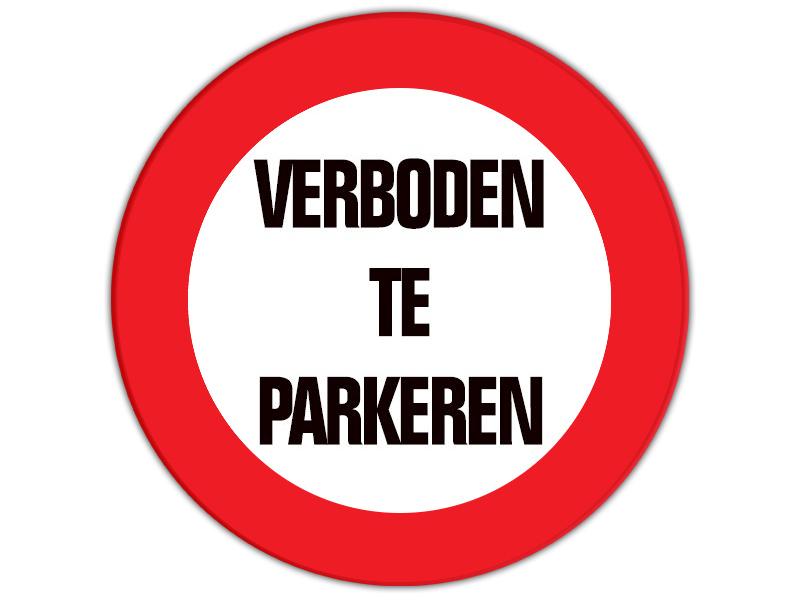 Parkeren niet toegestaan op Sportpark het Schenge zuid. Vanaf vrijdag 25 september tot en met 8 oktober 2020