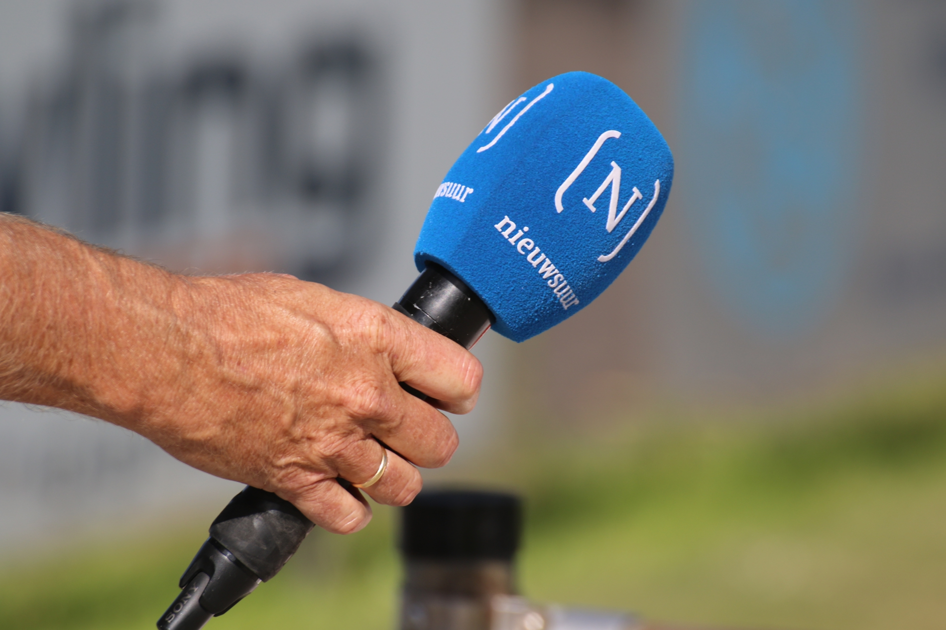 Ook Nieuwsuur interviewt Frank de Bie